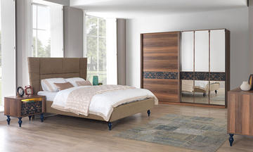Ebru Modern Yatak Odası Takımı