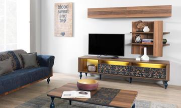 Ebru Modern Tv Ünitesi