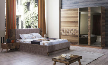 Cadde Modern Yatak Odası Takımı