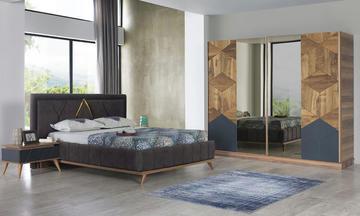 Beyoğlu Modern Yatak Odası Takımı