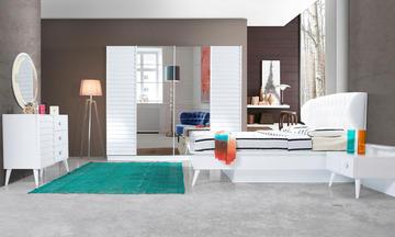 Ayaz Modern Yatak Odası Takımı