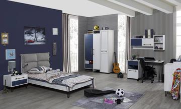 Loft Modern Genç Odası Takımı