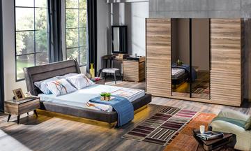 Yıldız Modern Yatak Odası Takımı