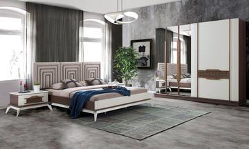 Alvaro Modern Yatak Odası Takımı