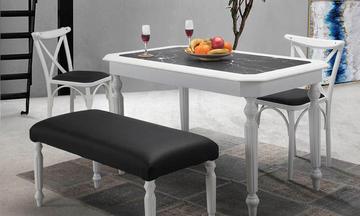 Queen Lux Mutfak Masası Takımı