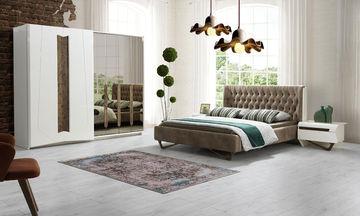 Aspendos Modern Yatak Odası Takımı