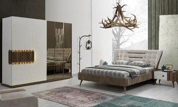 Roma Modern Yatak Odası Takımı