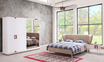 Minyatür Modern Yatak Odası Takımı