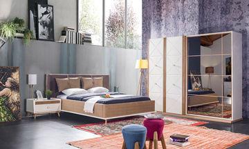 Ekvator Modern Yatak Odası Takımı
