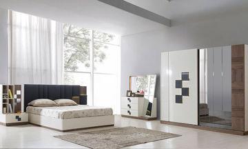 Riyad Modern Yatak Odası Takımı