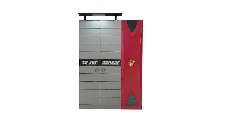 Titi Garage Red