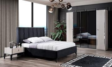 Polo 5 Kapılı Yatak Odası Takımı