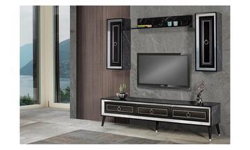 Granit Siyah Tv Ünitesi
