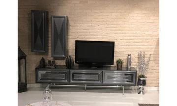 DELÜX Duvar Tv Ünitesi