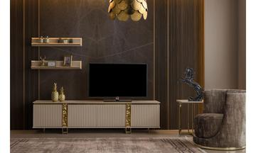 FERRİ Duvar Tv Ünitesi