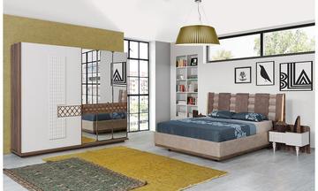 Madrid Modern Yatak Odası