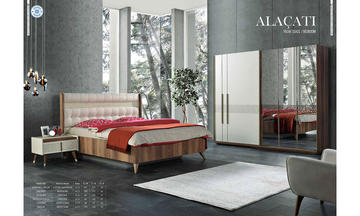 Alaçatı Modern Yatak Odası