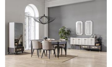 Aspendos Modern Yemek Odası