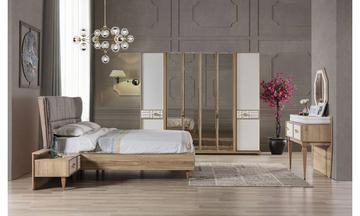 Venedik Modern Yatak Odası