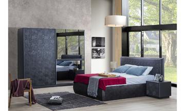 İnitial Modern Yatak Odası