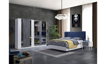 Tokyo Modern Yatak Odası