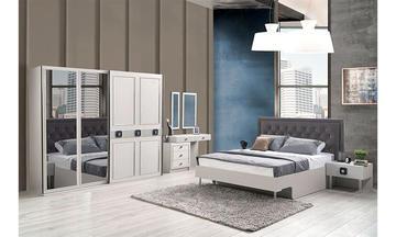 Nehir Modern Yatak Odası