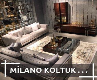 Milano modern koltuk takımı