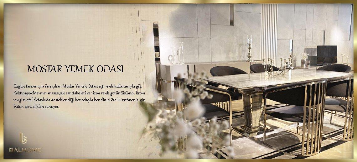 Mostar Yemek Odası