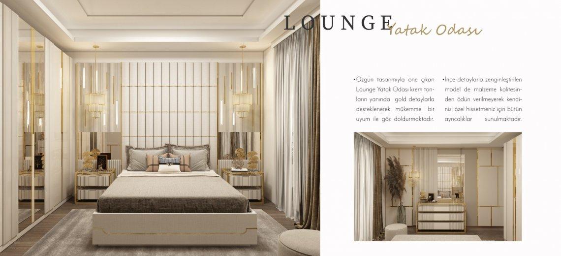 Lounge Yatak Odası