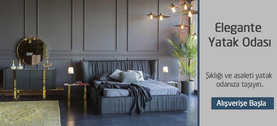 Elegante Yatak Odası Takımı
