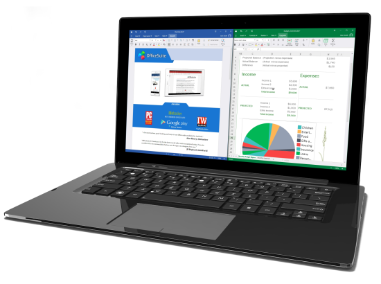 OfficeSuite for Windows has arrived!