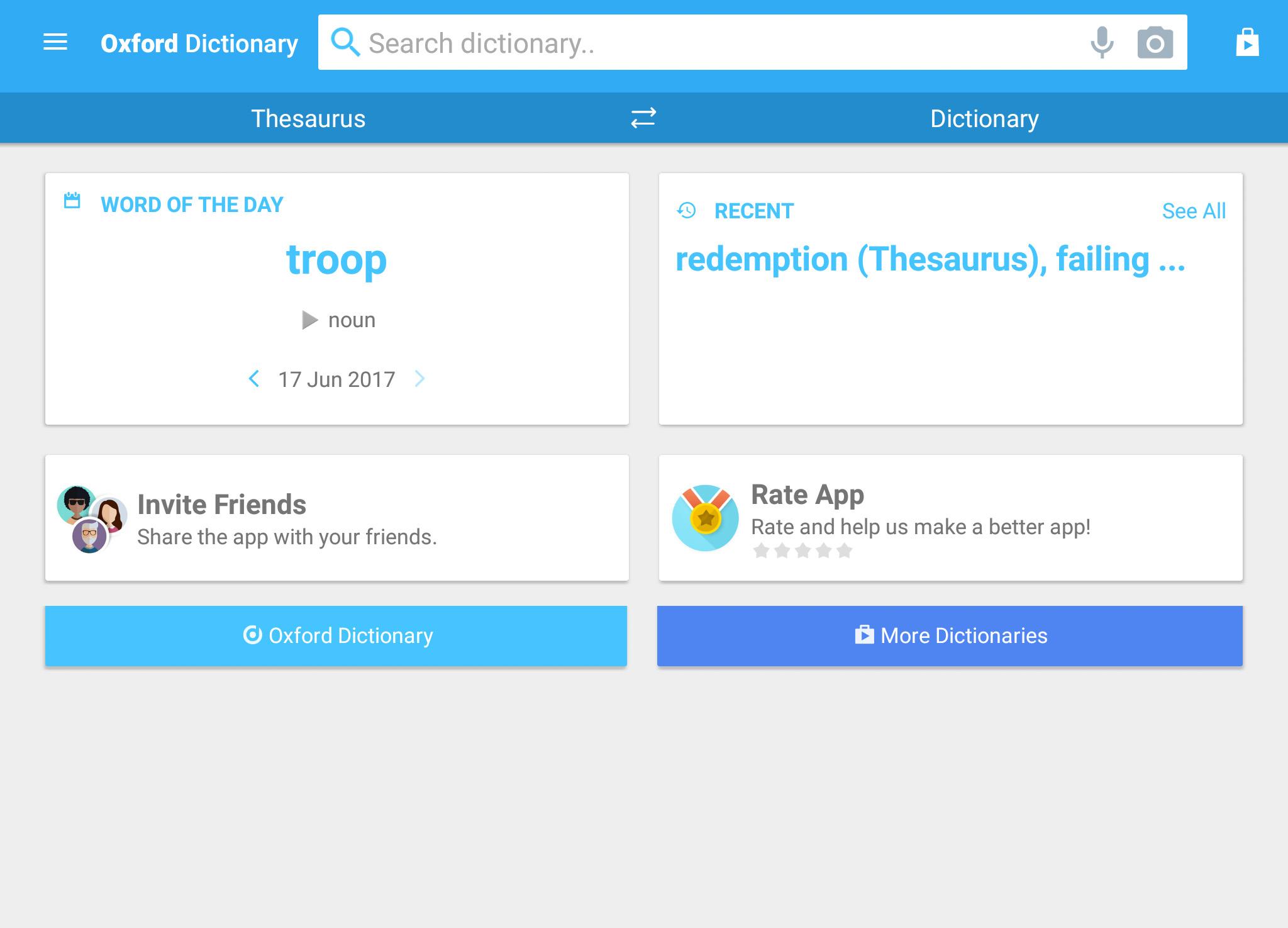 Concise oxford english dictionary thesaurus app screenshot stopboris Image collections