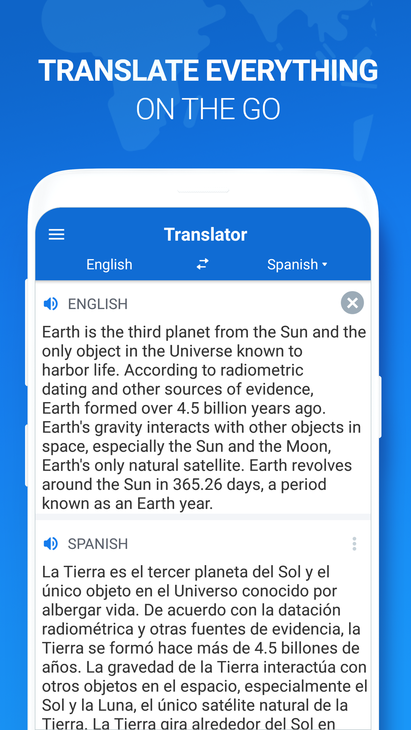 Dating in spanish translation
