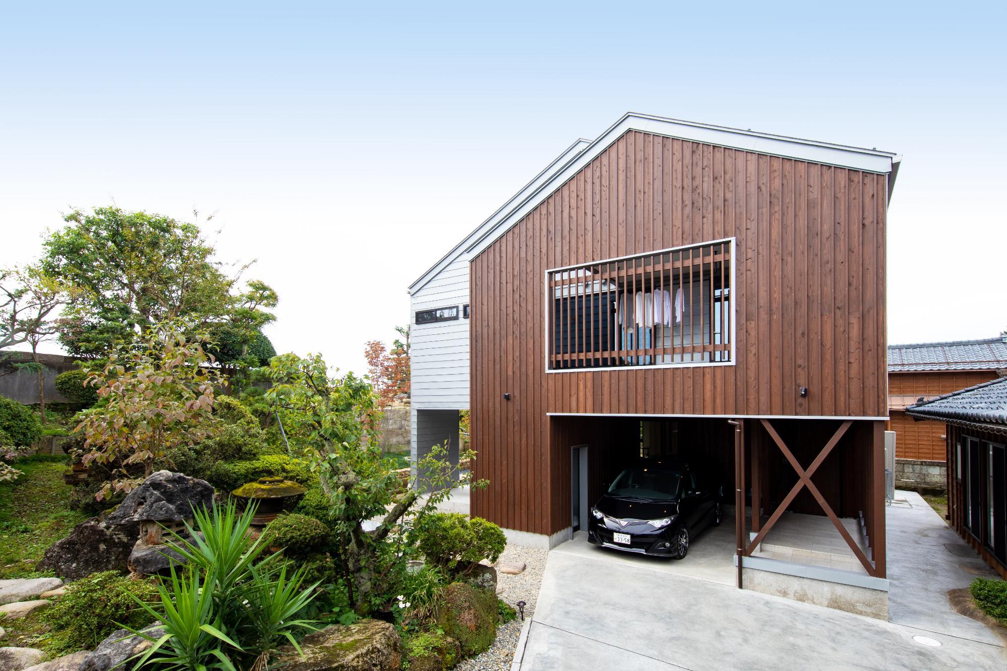 住み継げる住まいの提案 archi laboコンセプトハウスの写真1