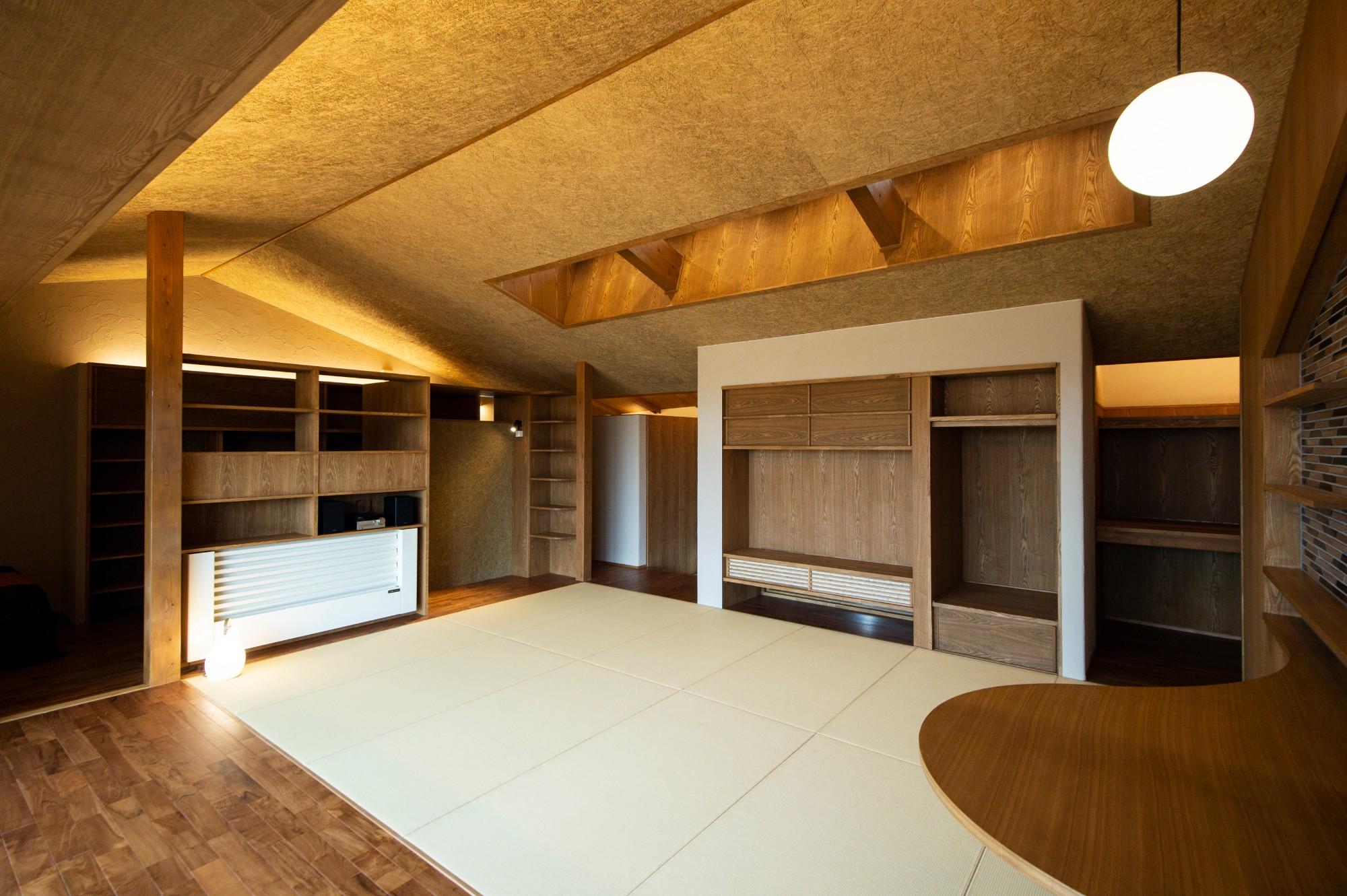 有限会社 神田陸建築設計事務所「茶茂庵」の実例写真