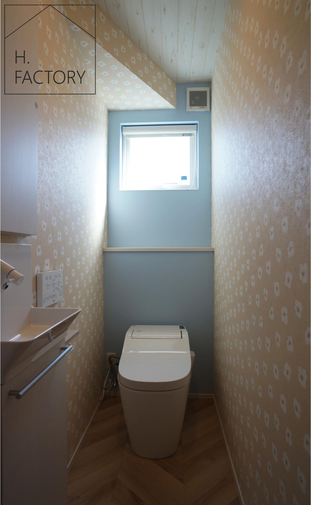 H.FACTORY/株式会社 橋本技建「深呼吸をしたくなる北欧の家」の実例写真