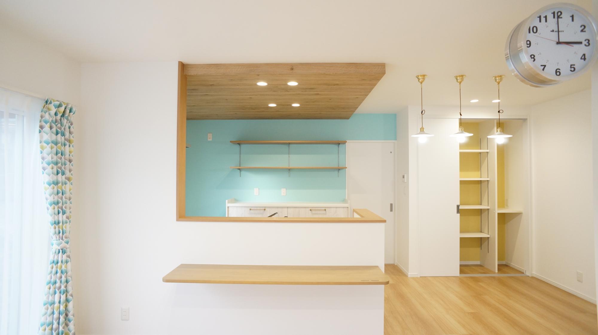 H.FACTORY/株式会社 橋本技建「爽やかな西海岸スタイルの家」の実例写真