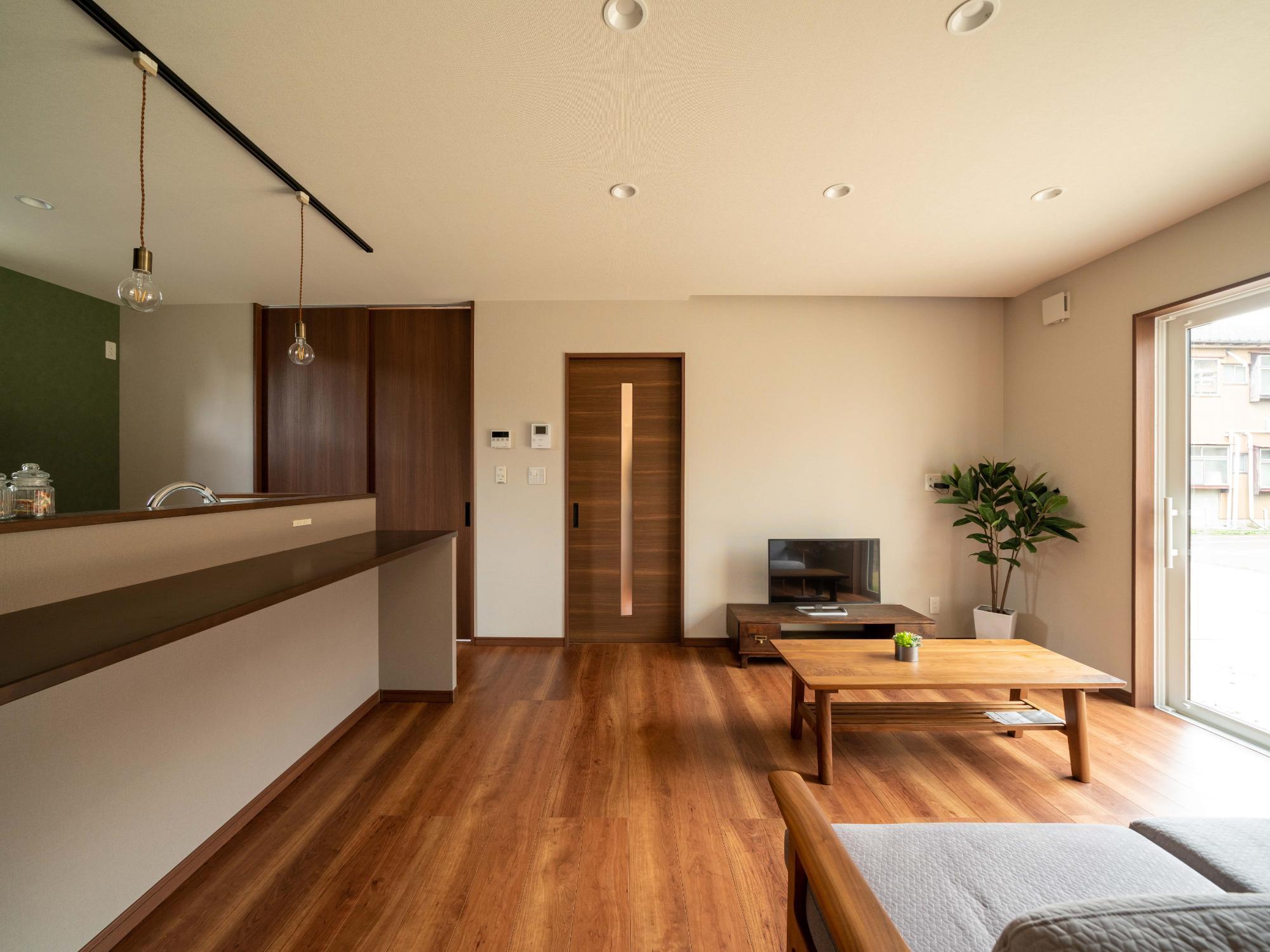 未来の生活を考慮した楽しみを造り込む家の写真1