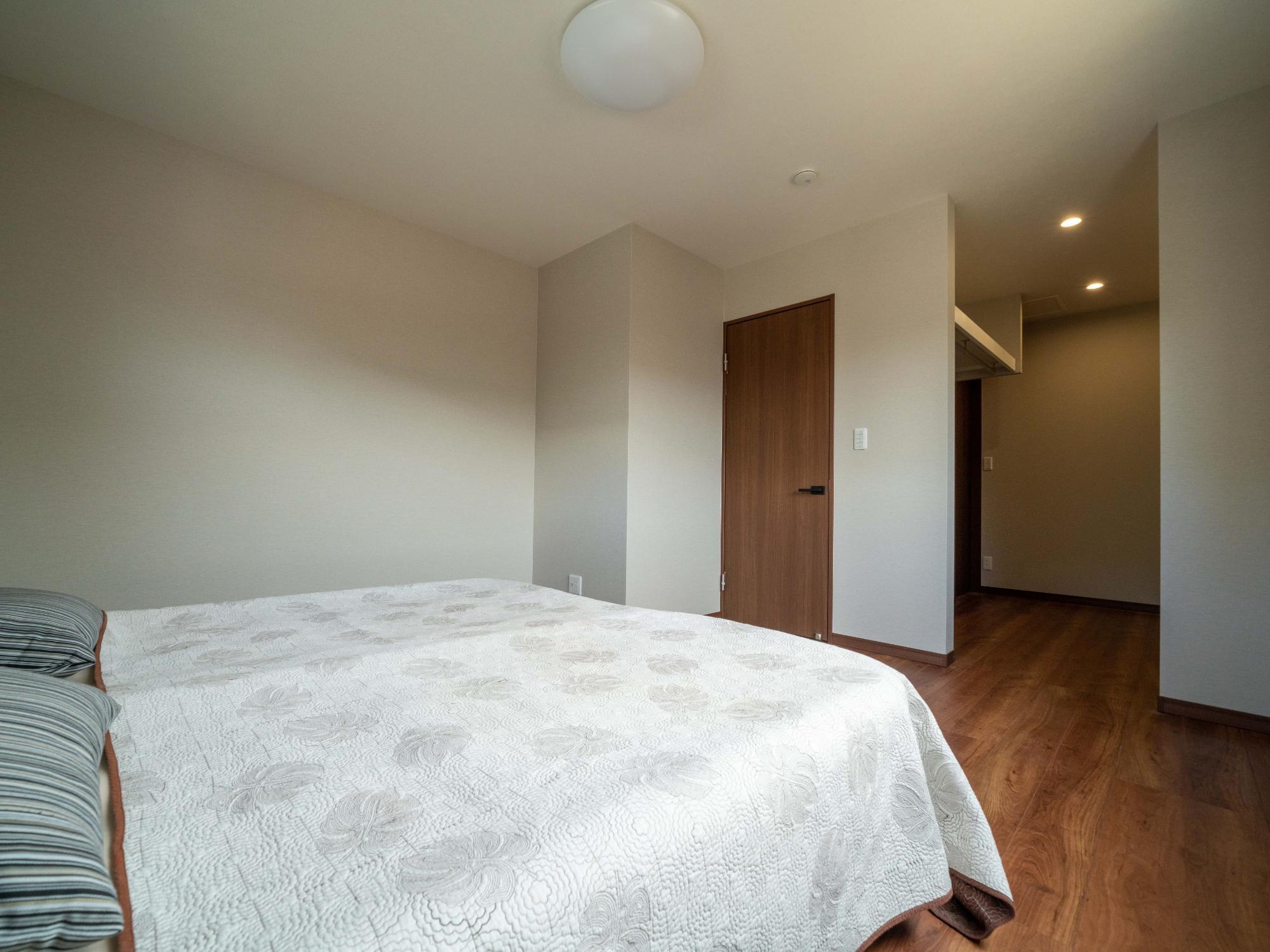 株式会社ハウジングシステム・トーア「未来の生活を考慮した楽しみを造り込む家」のシンプル・ナチュラル・モダンな居室の実例写真