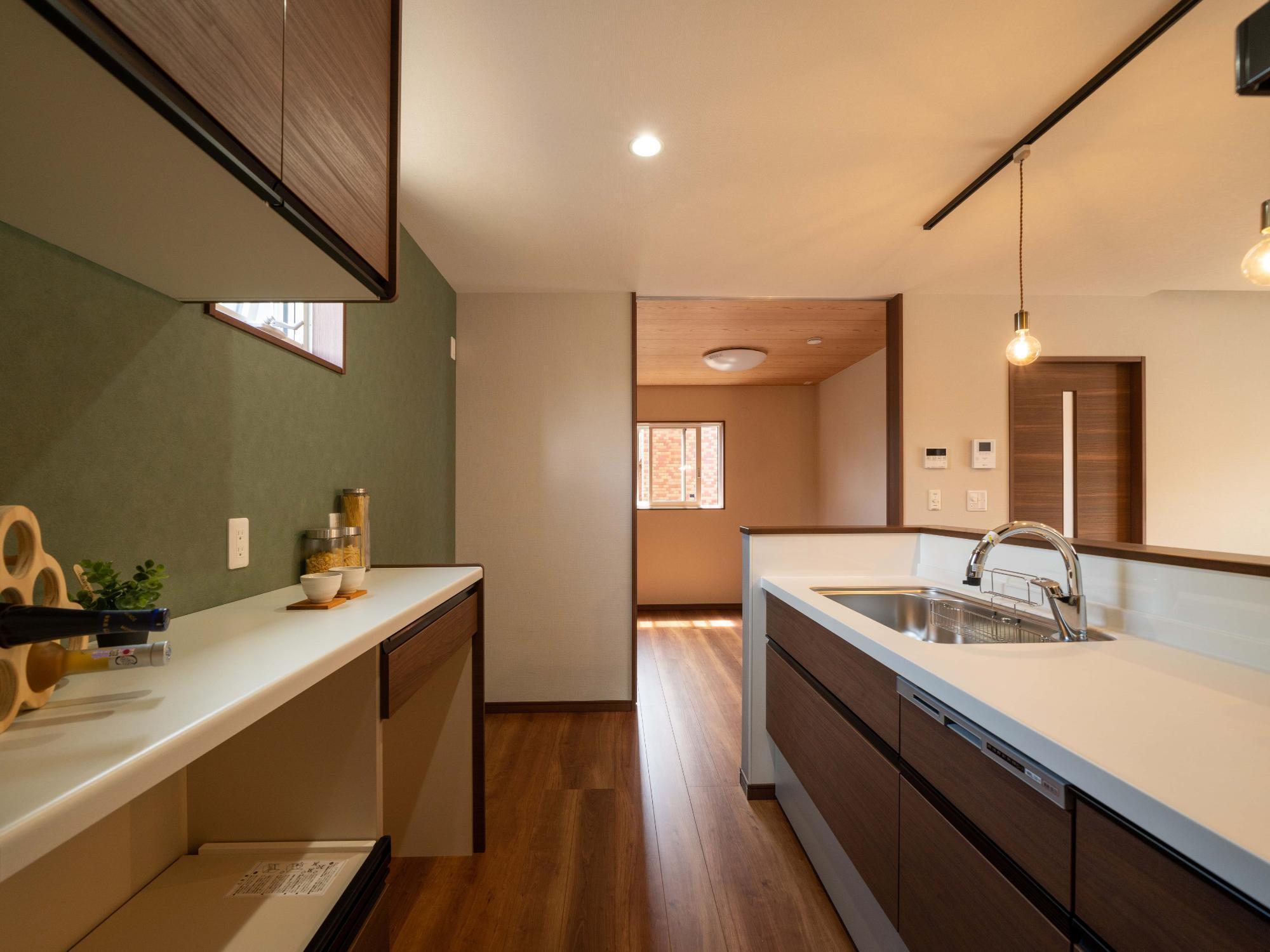 未来の生活を考慮した楽しみを造り込む家の写真3