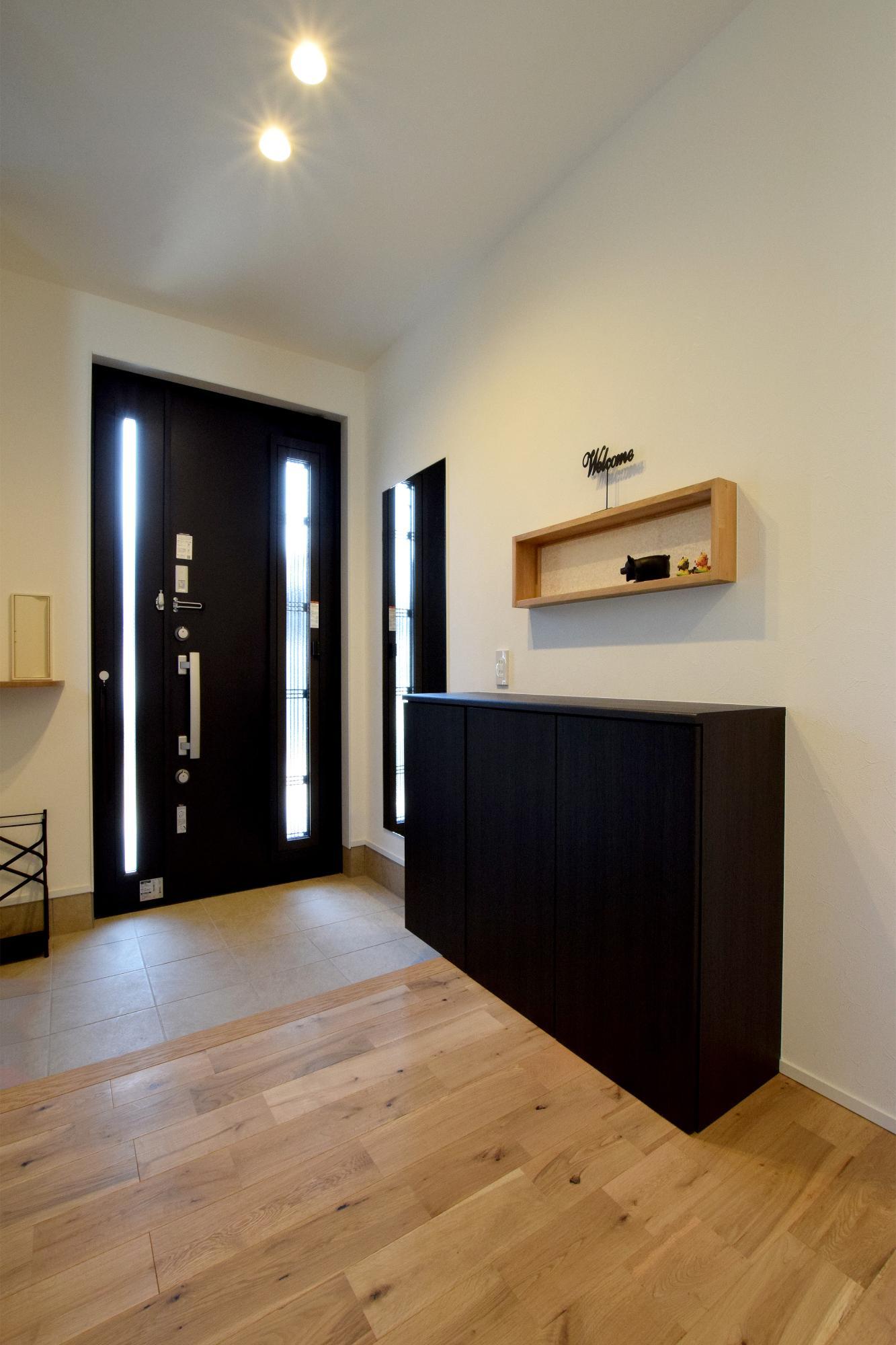 機能性高く快適に巣まう2世帯住宅の写真3の写真