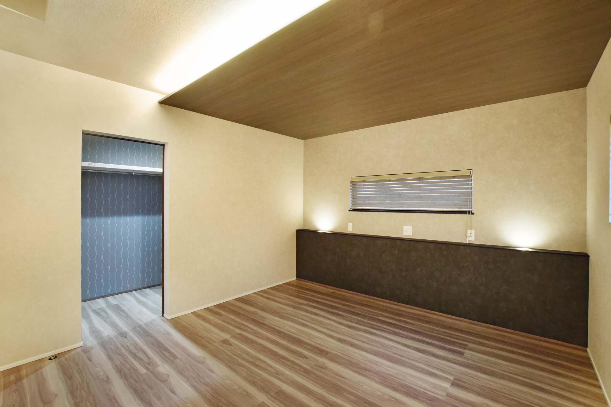 DETAIL HOME(ディテールホーム)「和と洋の溶け合う心地いい暮らし」の和風・和モダンな居室の実例写真