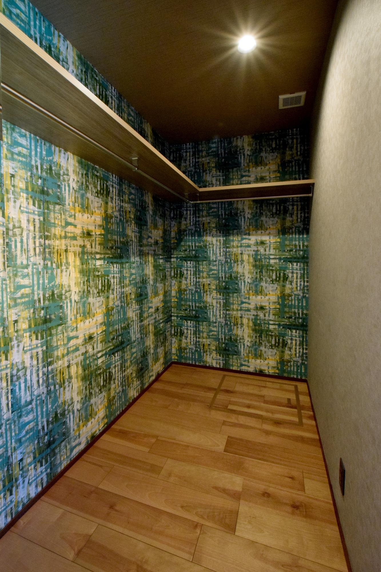 DETAIL HOME(ディテールホーム)「断熱材が2倍の全館空調の家」のシンプル・ナチュラル・モダンな収納スペースの実例写真