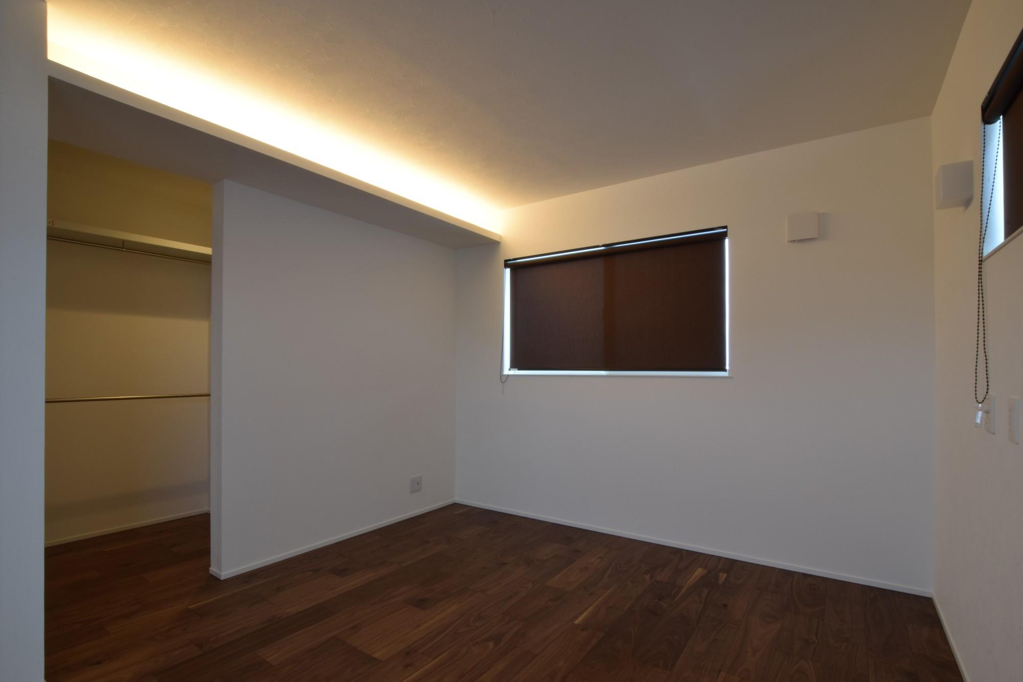 DETAIL HOME(ディテールホーム)「おうち時間を大切にした住まい」のシンプル・ナチュラルな居室の実例写真