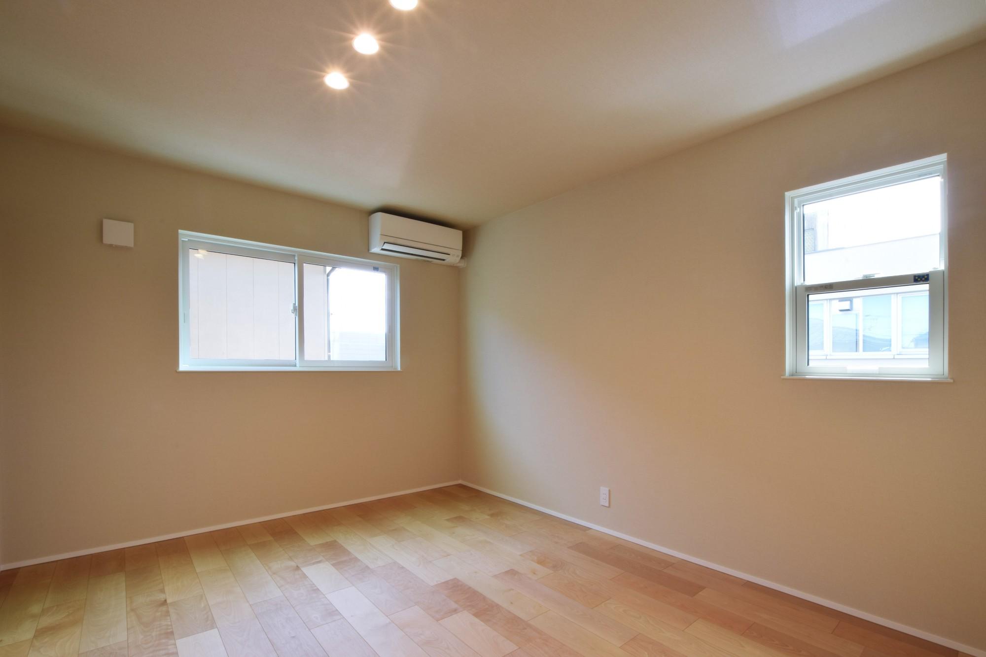 DETAIL HOME(ディテールホーム)「ナチュラルに、カジュアルに、カジラクに」のシンプル・ナチュラルな居室の実例写真