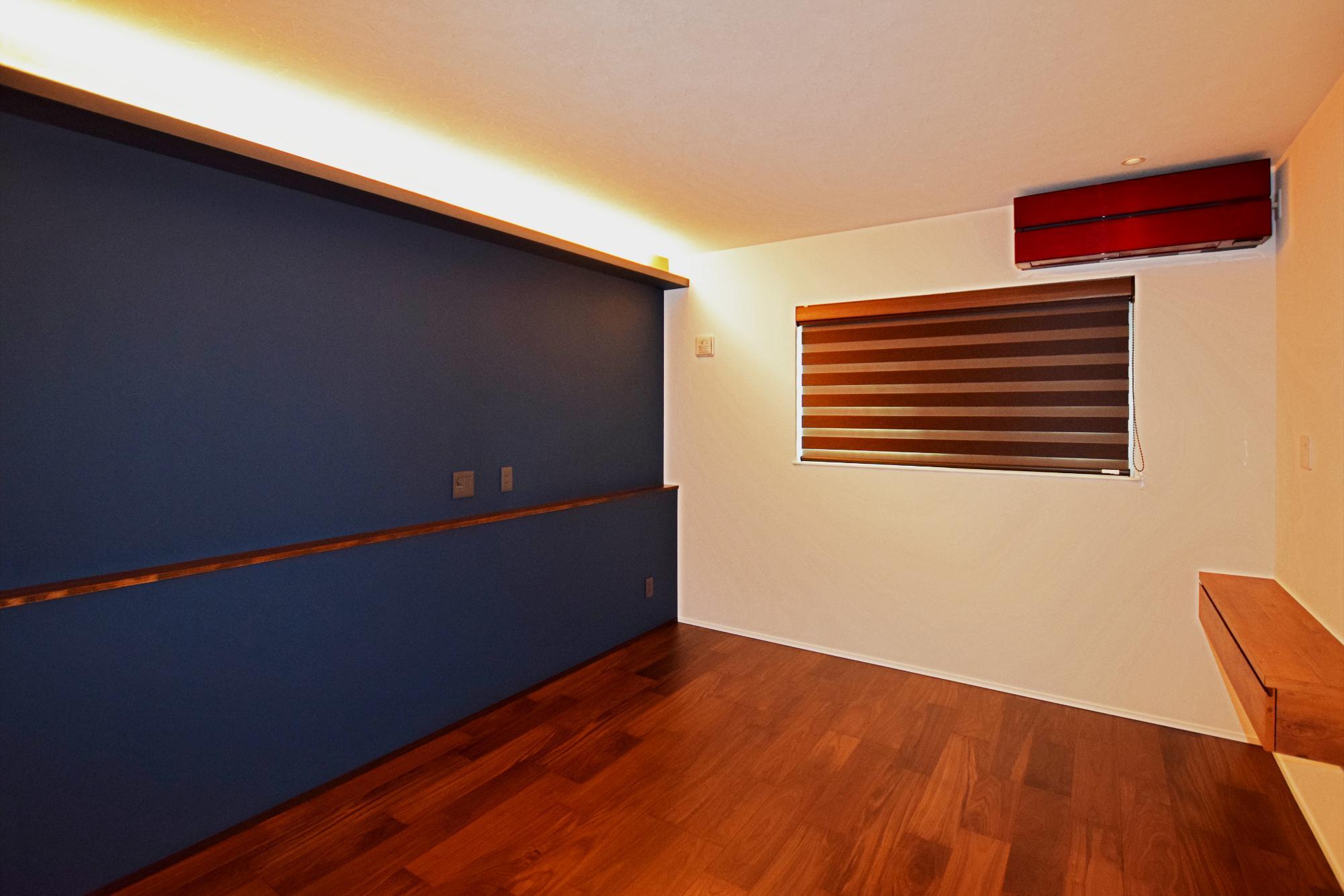 DETAIL HOME(ディテールホーム)「光と風、ローケションを楽しみ、時を過ごせる平屋」のシンプル・ナチュラル・モダンな居室の実例写真