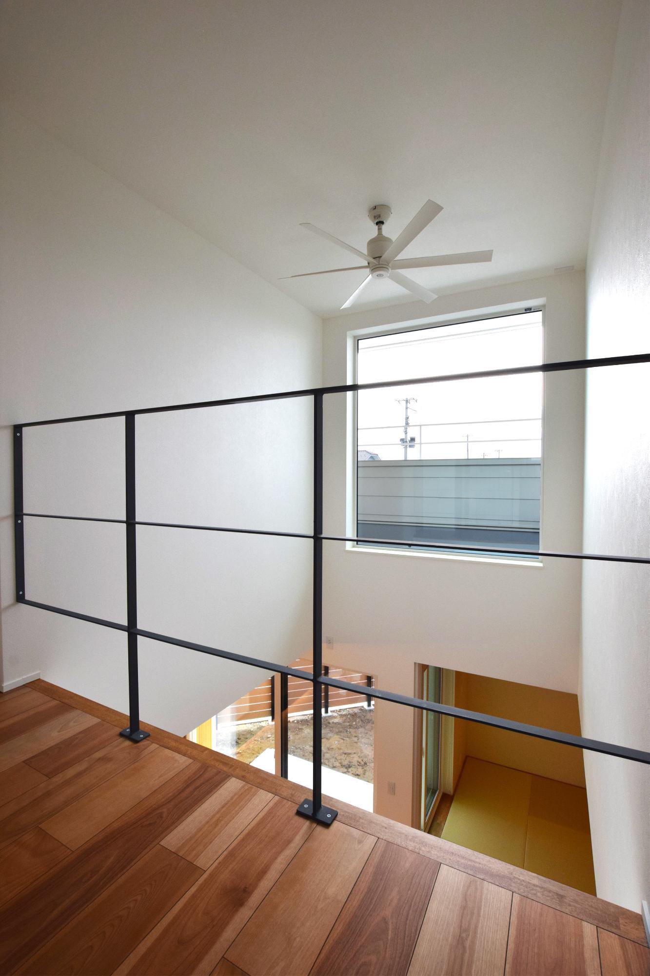 エアコン1台で全館暖房の家の写真14