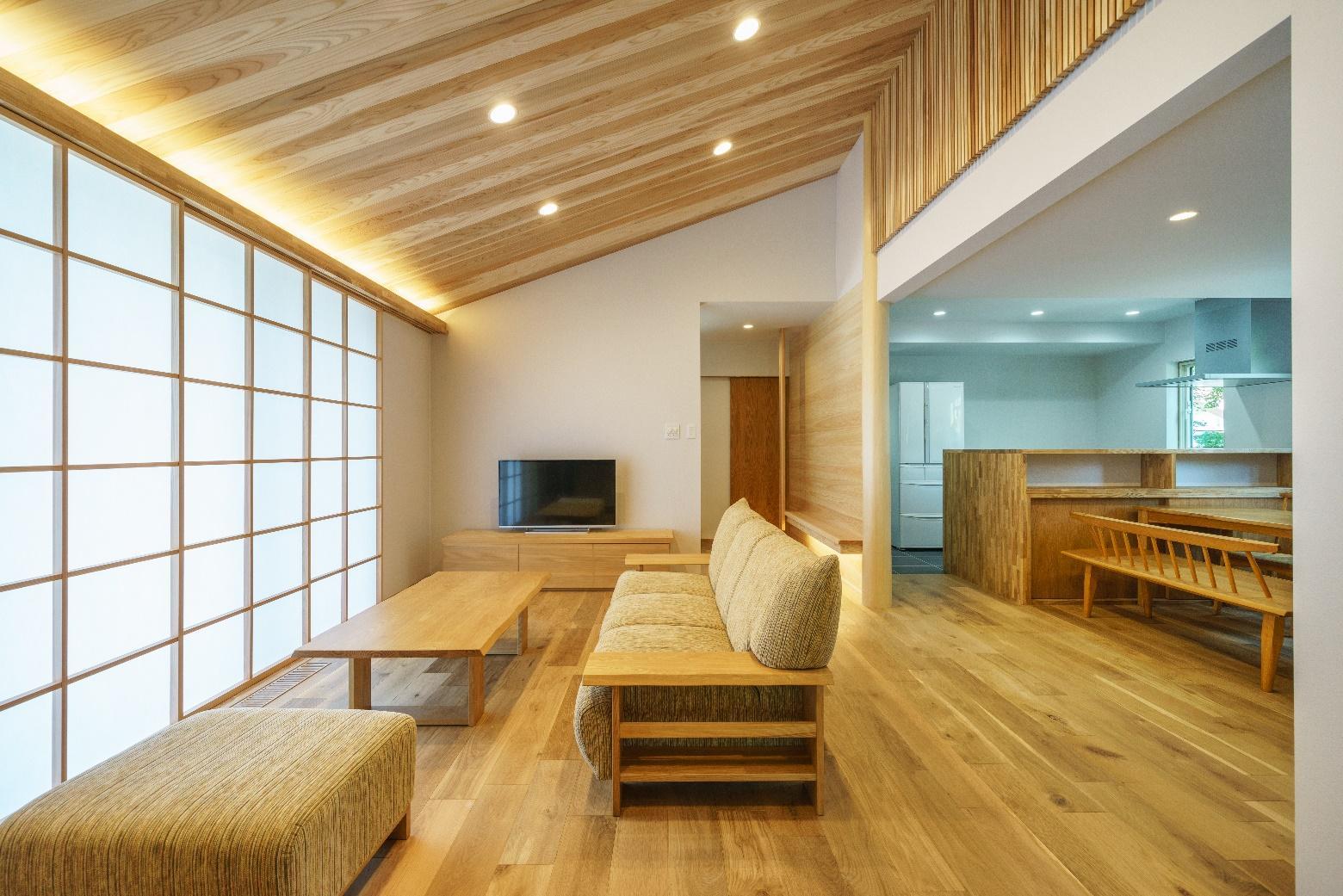 工務店の優れた技術と美しい空間デザインは住まう人の快適さを創る要。