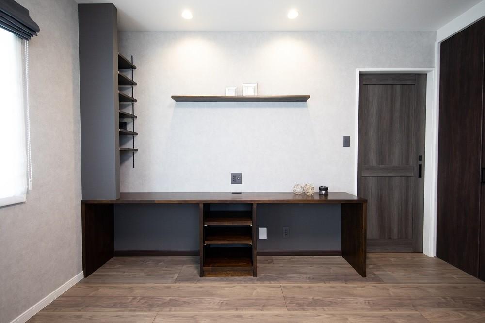 HASHIKEN「シック&モダンなお家」の実例写真