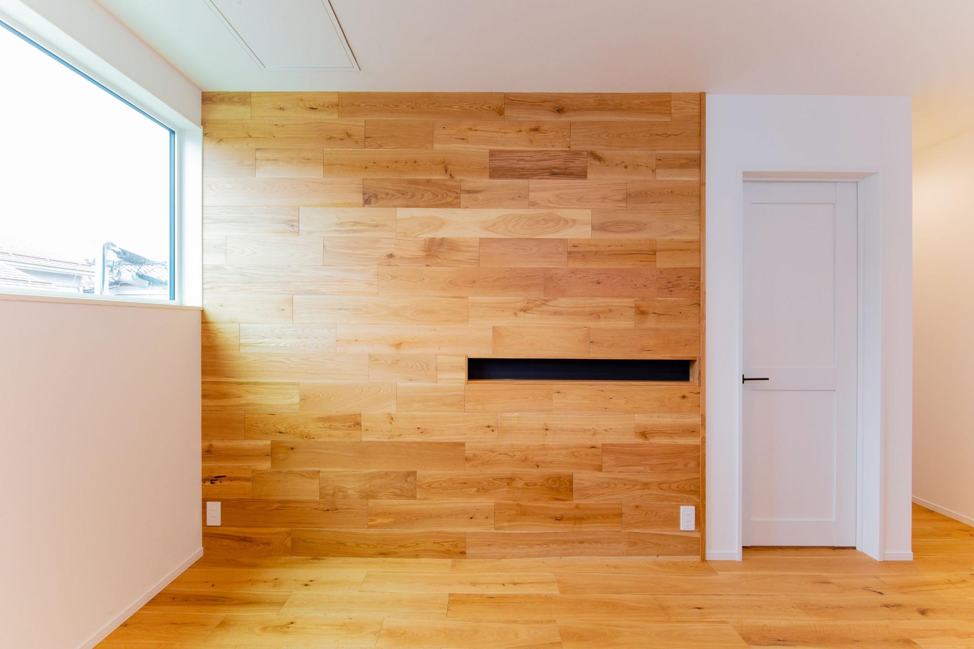 株式会社ゼロスタイル「タテカエ×センターキッチン×マリン」のシンプル・ナチュラルな居室の実例写真